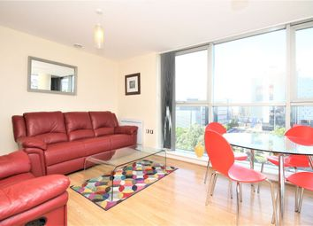 Thumbnail 2 bed flat to rent in Switch House, 4 Blackwall Way, Canary Wharf
