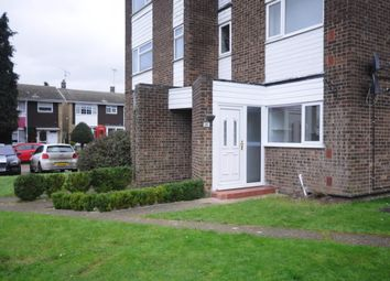 Thumbnail 2 bed maisonette to rent in Birk Beck, Waveney Drive, Springfields, Chelmsford