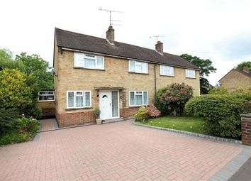 Thumbnail 3 bed semi-detached house for sale in Blackwell Farm Road, East Grinstead, West Sussex