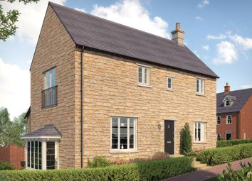 Thumbnail 4 bed detached house for sale in The Hanwell View, Southam Road, Banbury