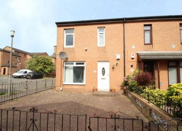 Thumbnail 3 bed end terrace house for sale in Forbes Drive, Calton, Glasgow