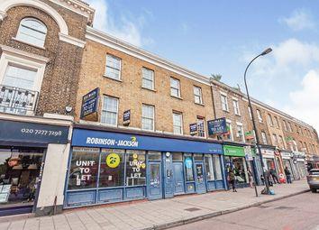 New Cross Road, London SE14. 1 bed flat