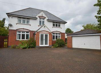 Thumbnail 5 bedroom detached house for sale in Allestree Lane, Allestree, Derby