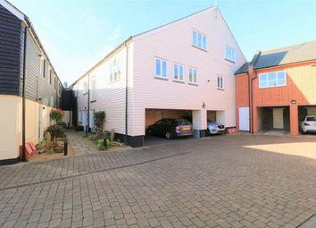 Thumbnail 2 bed flat for sale in Smugglers Wharf, Quay Street, Wivenhoe, Essex