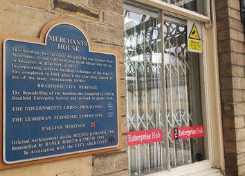 Thumbnail Office to let in Peckover Street, Bradford