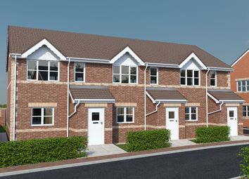 Thumbnail 3 bed mews house for sale in Noble Road, North Wingfield, Chesterfield