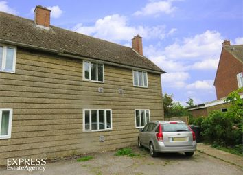 Thumbnail 2 bed semi-detached house for sale in Witham Drive, Chapel Hill, Lincoln
