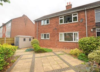 Thumbnail 2 bed flat for sale in Dorset Place, Chester