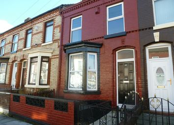 Thumbnail 3 bed terraced house to rent in Newark Street, Walton, Liverpool