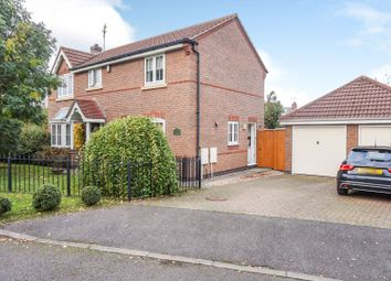 Thumbnail 4 bed detached house for sale in Croft View, Clowne