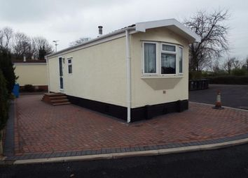 Thumbnail 1 bed mobile/park home for sale in Heath Park, Ball Lane, Coven Heath, Wolverhampton