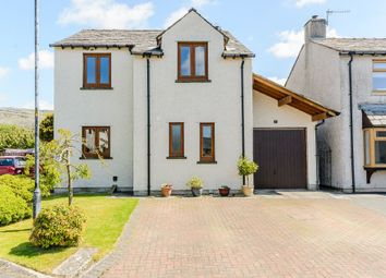Thumbnail 4 bed detached house for sale in Chestnut Close, Holme, Cumbria