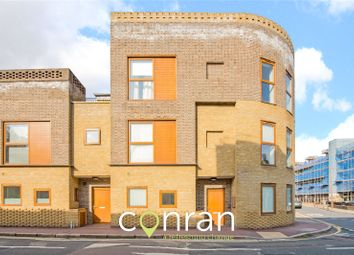 Thumbnail 1 bed flat to rent in Old Woolwich Road, Greenwich