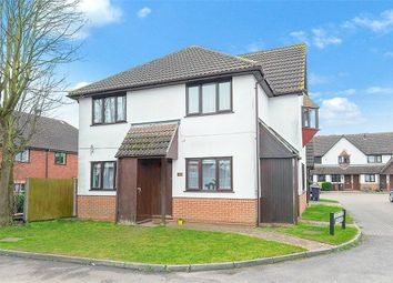 Thumbnail 2 bed flat for sale in Hampden Close, Letchworth Garden City, Hertfordshire