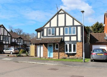 Thumbnail 4 bed detached house to rent in Laburnum Road, Winnersh, Wokingham