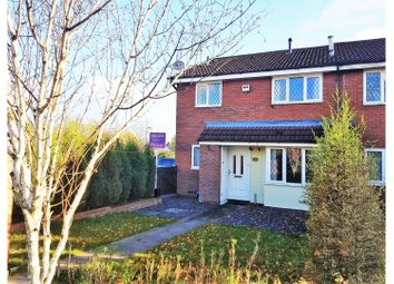 Thumbnail 2 bed town house for sale in Cresswell Avenue, Newcastle