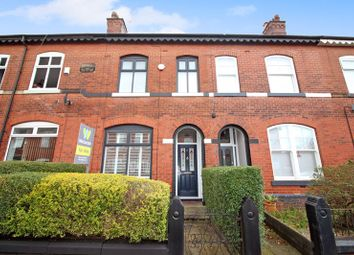 Thumbnail 2 bed terraced house for sale in South Avenue, Whitefield, Manchester