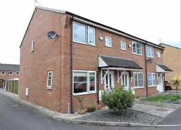 Thumbnail 2 bed end terrace house for sale in Higher Meadows, Levenshulme, Manchester