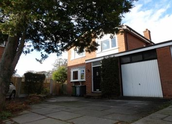 Thumbnail 3 bed property to rent in Lindow Fold Drive, Wilmslow