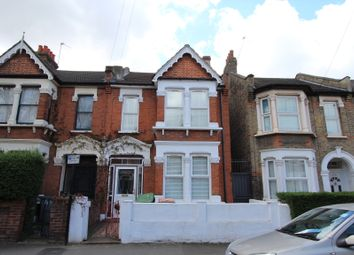 Thumbnail 3 bed semi-detached house for sale in Strone Road, London