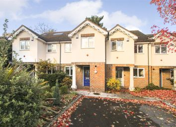 Thumbnail 2 bed terraced house for sale in Marcus Court, Heathside Road, Woking