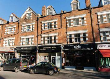 Thumbnail 4 bed flat to rent in Bond Street, Ealing, London