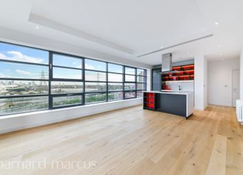 Thumbnail 2 bed flat to rent in Bridgewater House, London City Island