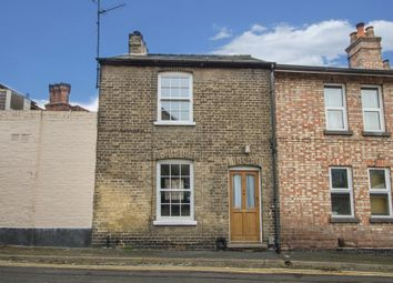Thumbnail 2 bedroom terraced house for sale in Castle Row, Cambridge
