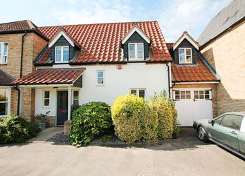 Thumbnail 4 bed terraced house for sale in Reach Road, Burwell