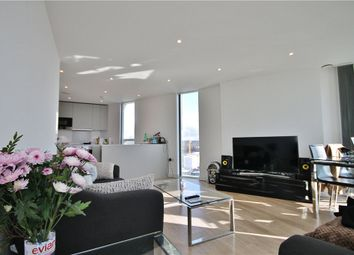 Thumbnail 2 bed flat for sale in Pinnacle Apartments, 11 Saffron Central Square, Croydon