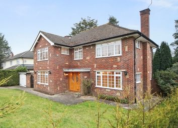 Thumbnail 4 bed property to rent in The Ridings, Cobham