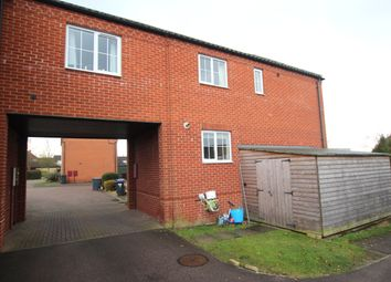 Thumbnail 2 bedroom terraced house for sale in Cramswell Close, Haverhill
