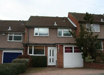 Thumbnail 3 bed terraced house to rent in St Denis Road, Birmingham