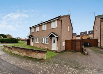 Thumbnail 2 bed semi-detached house for sale in Drayton Place, Irthlingborough