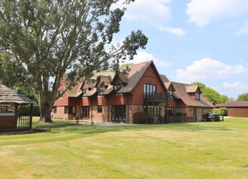 Thumbnail 6 bed detached house for sale in Curbridge, Botley, Southampton