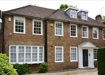 Thumbnail 6 bed detached house for sale in Springfield Road, St John's Wood, London