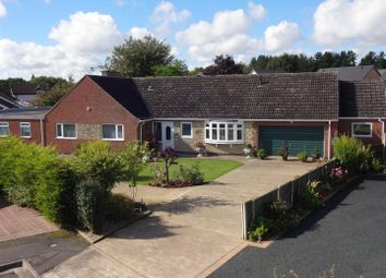 Thumbnail 3 bed detached bungalow for sale in Westbrooke Close, Lincoln