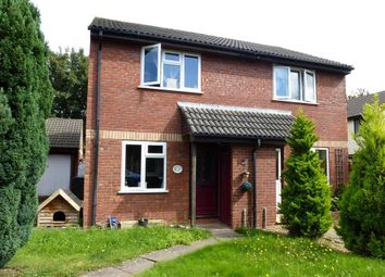 Thumbnail 2 bed property to rent in Witham Close, Taunton