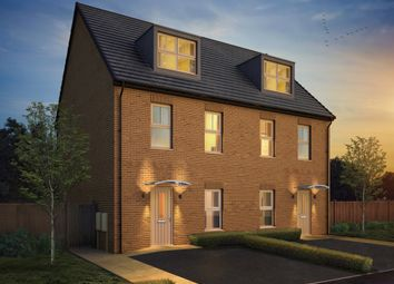Thumbnail 4 bed semi-detached house for sale in Staveley Lane, Eckinton