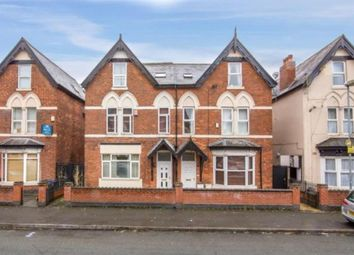 Thumbnail 1 bed property to rent in Gillott Road, Edgbaston, Birmingham