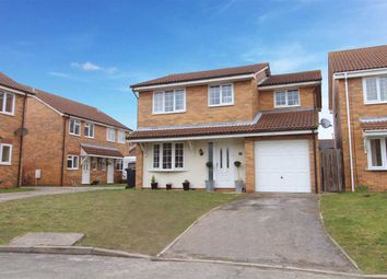 Thumbnail 4 bed detached house for sale in Blake Avenue, Shotley Gate, Ipswich
