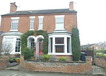 Thumbnail 3 bed semi-detached house for sale in Newgate Street, Bingham, Nottingham, Nottinghamshire