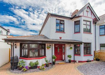 Thumbnail 5 bed semi-detached house for sale in Heathwood Road, Heath, Cardiff