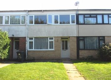 Thumbnail 3 bed terraced house to rent in Parkfield Road, Newbold, Rugby