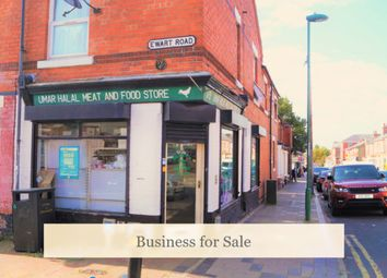 Thumbnail Retail premises for sale in Berridge Road, Nottingham
