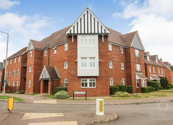 Thumbnail 2 bedroom flat for sale in Wadsworth Court, Bedford