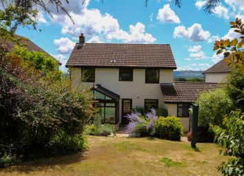 Thumbnail 4 bedroom detached house for sale in Becket Road, Bovey Tracey, Newton Abbot