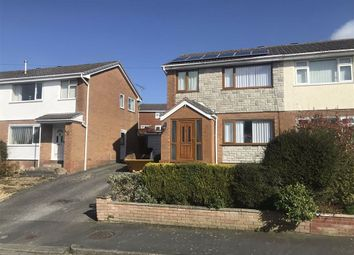 Thumbnail 3 bed semi-detached house to rent in Mountain View Avenue, Mynydd Isa, Flitnshire