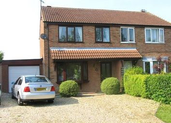 3 bed semi-detached house to rent in Beaufort Close, Lincoln LN2