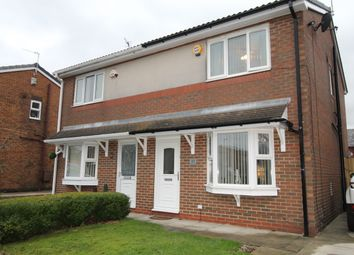 Thumbnail 3 bed semi-detached house for sale in Hawksmoor Drive, Shaw, Oldham